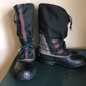 Sorel Vintage Freestyle Boots Sz 9